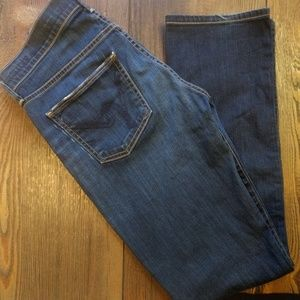 Citizens of Humanity Dark Rinse Jeans